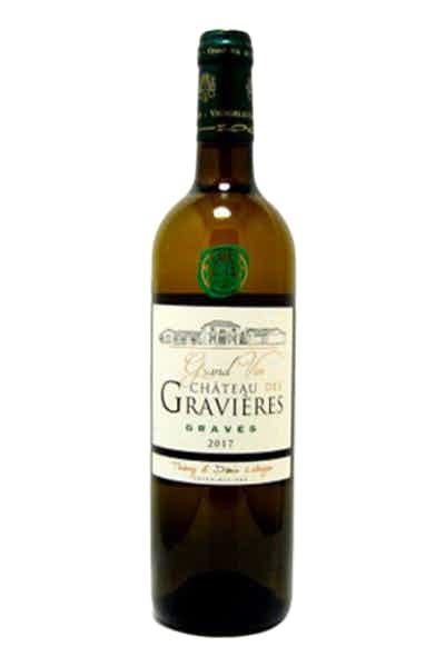 Chateau Des Gravieres Graves Blanc