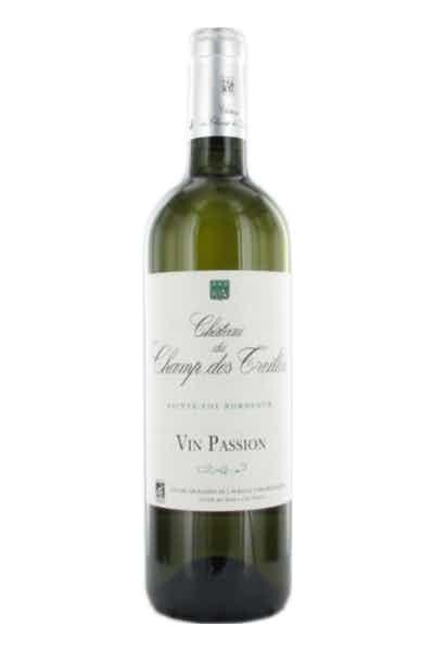 Chateau du Champ des Creilles Blanc Vin Passion