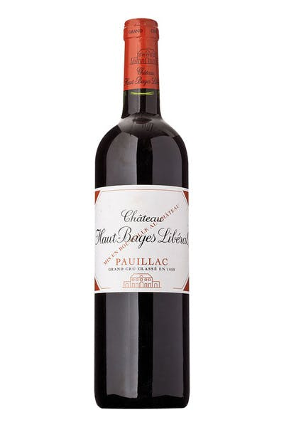 Chateau Haut Bages Liberal Pauillac 2005