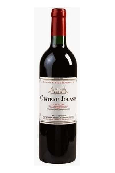 Chateau Jouanin Castillon Bordeaux 2011