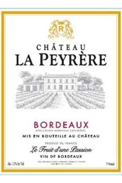 Chateau La Peyrere Bordeaux