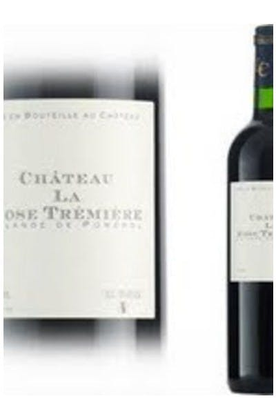 Chateau La Rose Tremiere Bordeaux