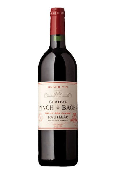 Chateau Lynch Bages Pauillac 1996