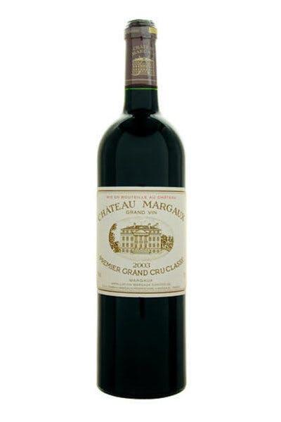 Chateau Margaux 2003