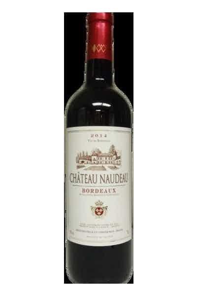 Chateau Naudeau Red Bordeaux