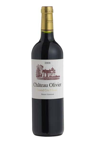 Chateau Olivier Grand Cru Classe Bordeaux