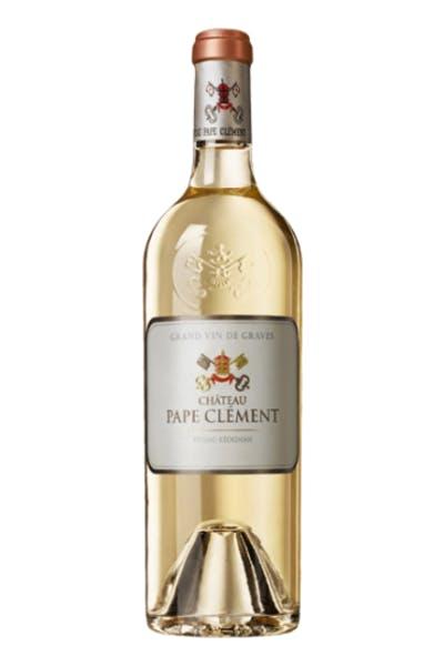 Chateau Pape Clement Blanc Pessac 2014