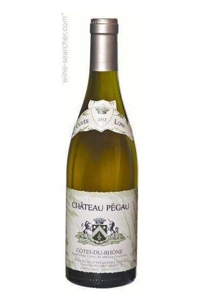 Chateau Pegau Cotes Du Rhone Blanc Lone 2014
