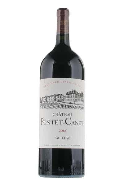 Chateau Pontet Canet Pauillac 2012