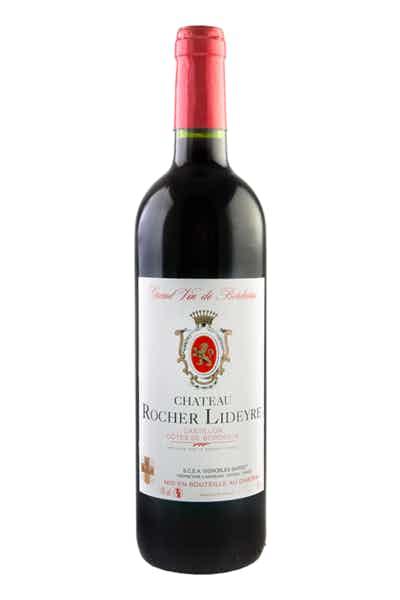 Chateau Rocher Lideyre Bordeaux