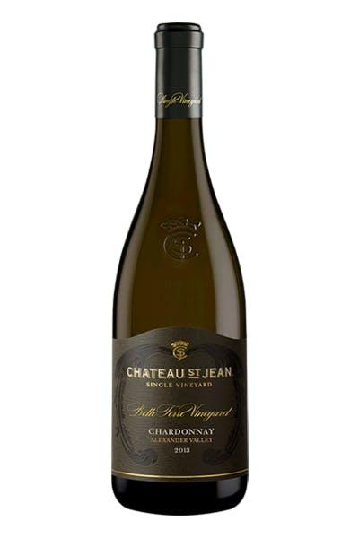 Chateau St. Jean Belle Terre Vineyard Chardonnay