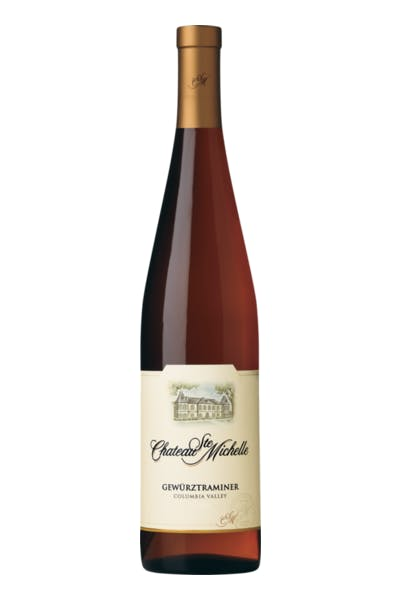 Chateau St Michelle Gewurztraminer Columbia Valley