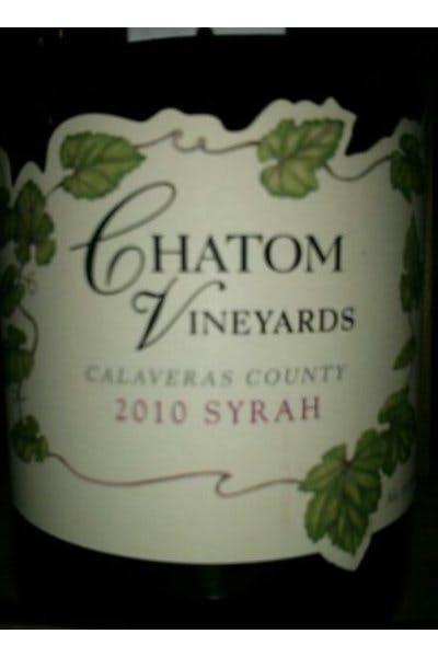 Chatom Syrah