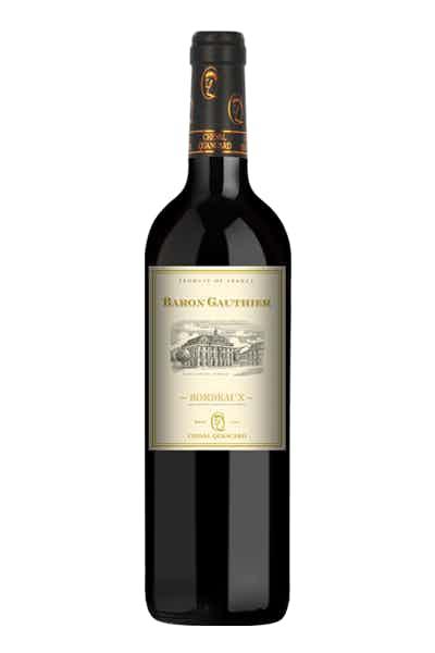 Cheval Quancard Baron Gauthiere Rouge Bordeaux Superieur