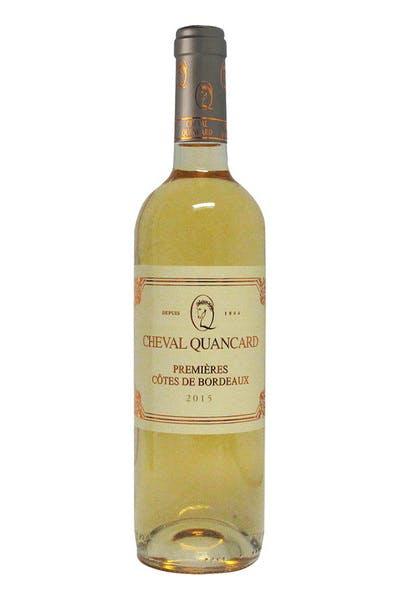 Cheval Quancard Premiere Cote De Bordeaux