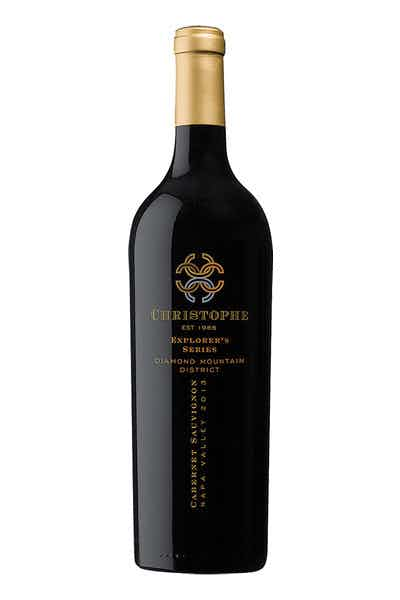 Christophe Cabernet Sauvignon Diamond Mountain