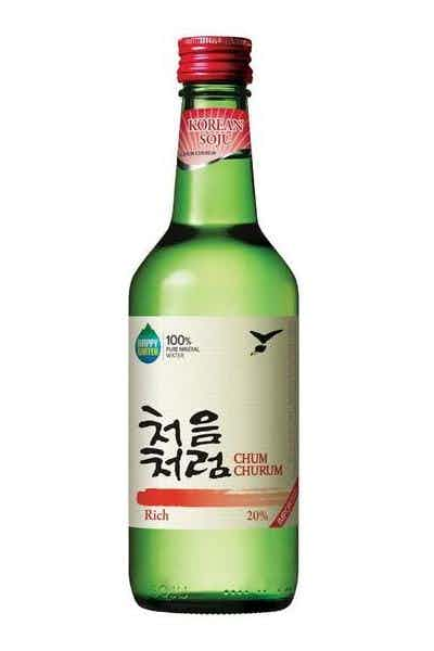 Chum Churum Rich Soju