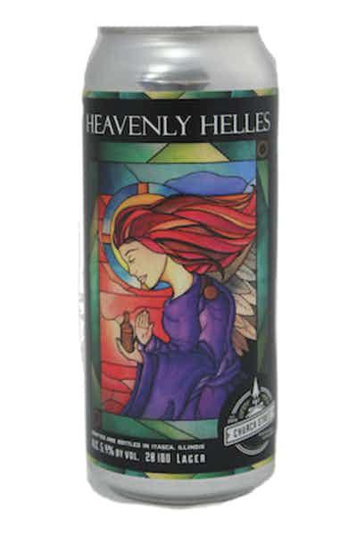 Church Street Heavenly Helles Lager