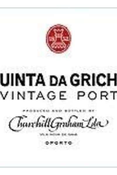 Churchills Quinta da Gricha Single Quinta Vintage Port 2001