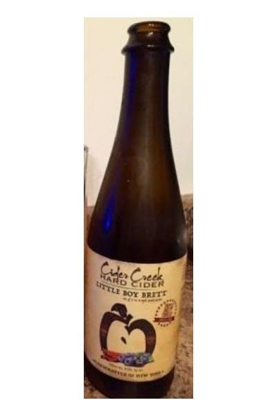 Cider Creek Little Boy Brett