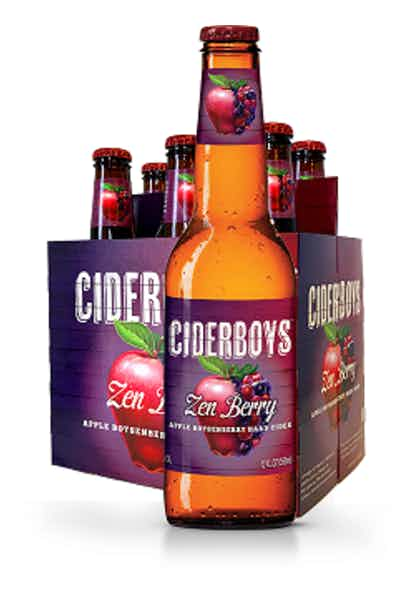 Ciderboys Zen Berry