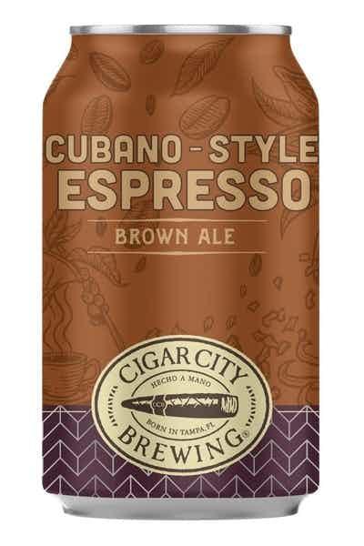Cigar City Brewing Cubano Expresso