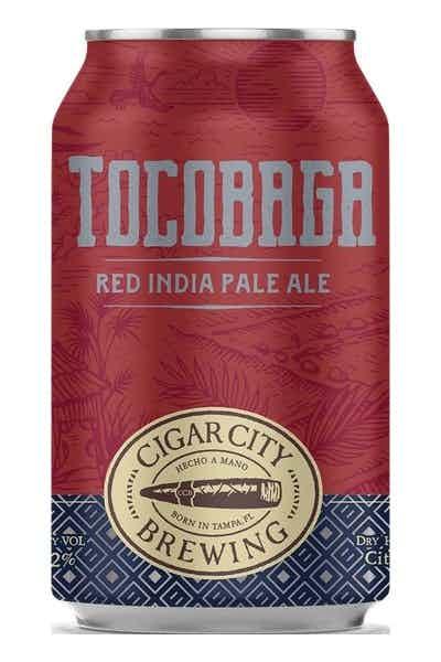 Cigar City Brewing Tocobaga Red IPA