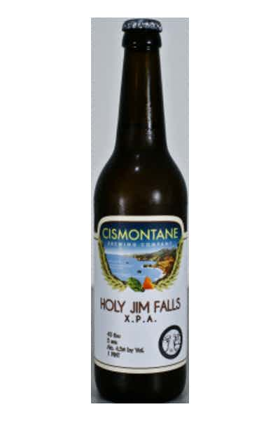 Cismontane Holy Jim Falls Extra Pale Ale