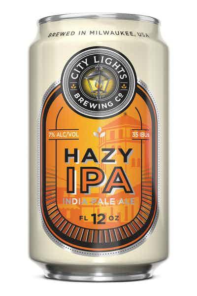 City Lights Hazy IPA