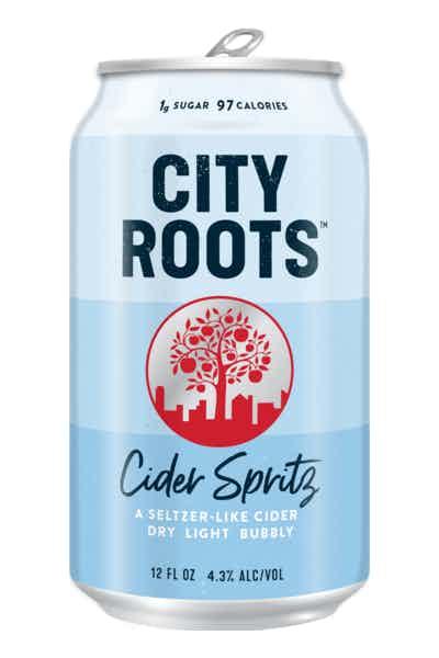 City Roots Cider Spritz