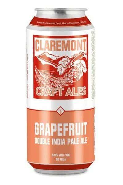 Claremont Craft Ales Grapefruit Double IIPA
