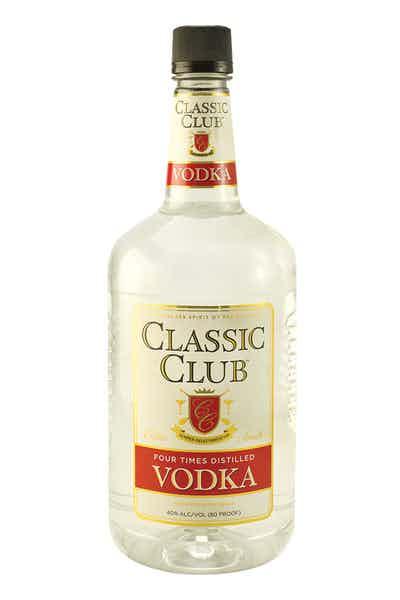 Classic Club Vodka