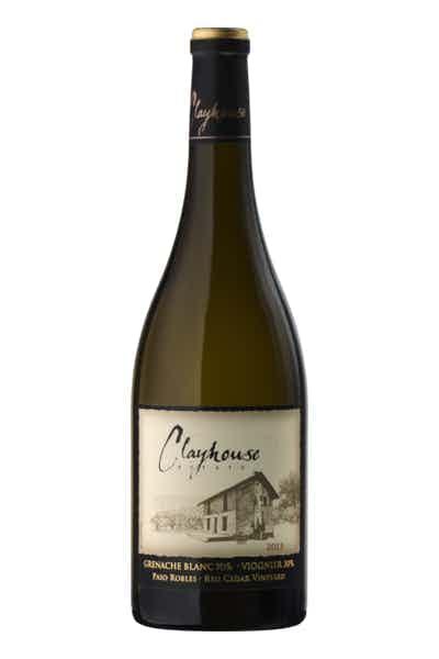 Clayhouse Estate Grenache Blanc / Viognier (LAWF discounted price)