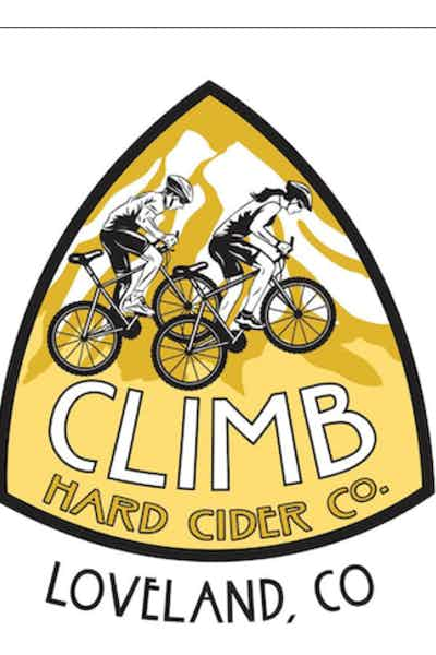 Climb Hard Cider Cranberry