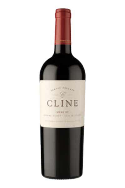 Cline Merlot