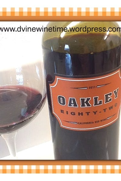 Cline Oakley Eighty Two Red Blend 2012