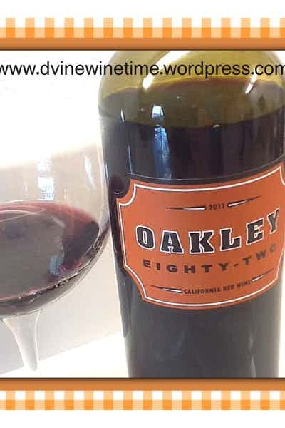 Cline Oakley Eighty Two Red Blend 2012