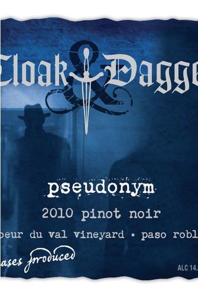 Cloak & Dagger Pseudonym (LAWF Discounted Price)