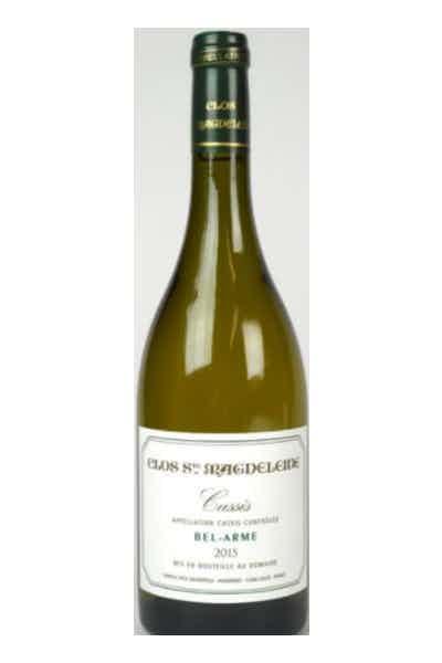 Clos Sainte Magdeleine Cassis Bel Arme Blanc 2014