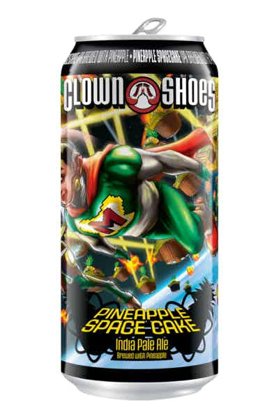 Clown Shoes Pineapple Space Cake