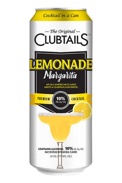 Clubtails Lemonade Margarita