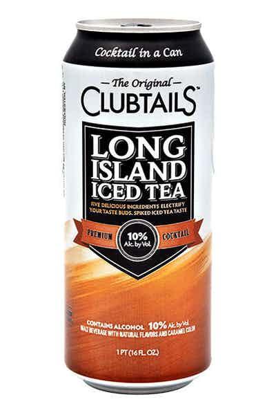 Clubtails Long Island Iced Tea