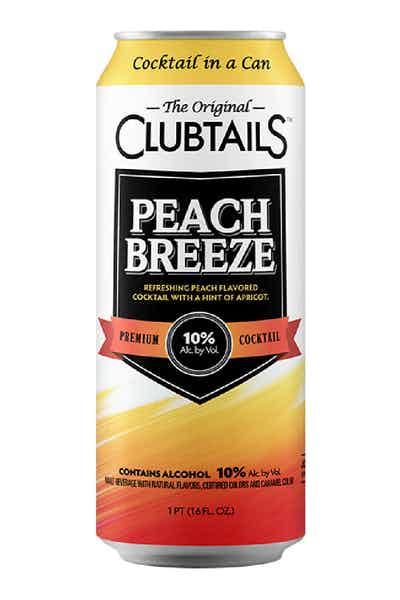 Clubtails Peach Breeze
