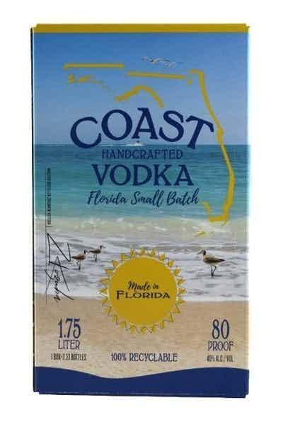 Coast Handmade Vodka
