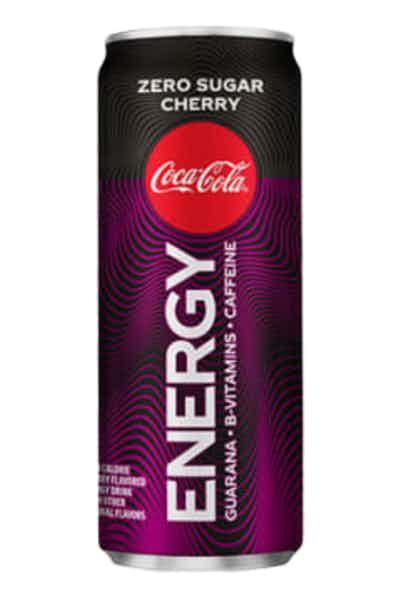 Coca-Cola Energy Zero Sugar Cherry