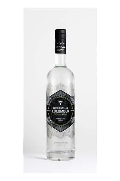 Cold Distilled Cucumber Vodka