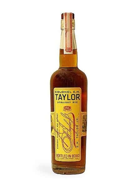 Colonel E.H. Taylor Straight Rye Whiskey