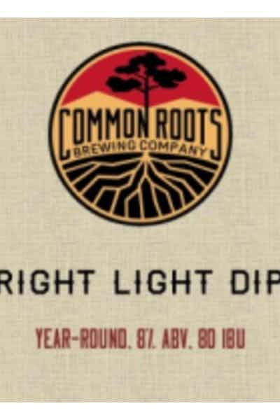 Common Root Bright Light Double IPA