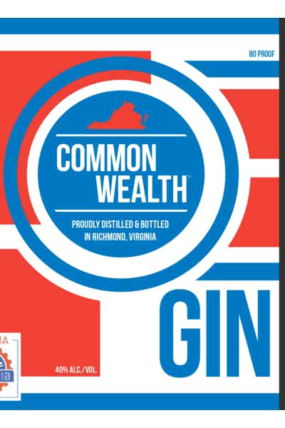 Common Wealth Gin