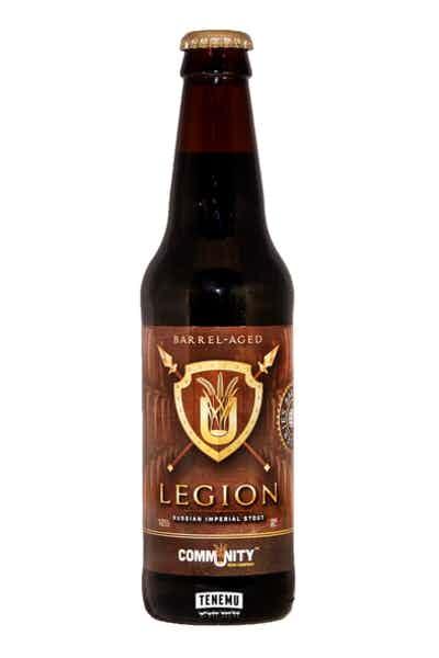 Community Legion Barrel Aged Imperial Stout